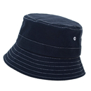 Opromo 100% Cotton Soft Lightweight Bucket Hat for Boys & Girls Kids Sun Protection Sun Hat