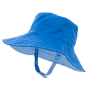 Opromo Baby & Toddler Soft Cotton Reversible Bucket Hat Sun Protection Hat, Lightweight