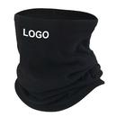 Custom Outdoor Fleece Neck Warmer Scarf Hat multifunctional headgear warm mask hat