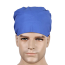 Opromo Unisex Scrub Hat Scrub Cap Adjustable Tie Back Sweatband Bouffant Hat