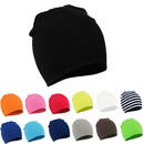 Opromo Toddler Kids Infant Baby Boys & Girls Cotton Soft Knit Hat Beanies Cap