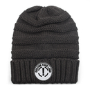 Custom Oversized Baggy Thick Winter Beanie Hat Chunky Cable Warm Knit Beanie Cap