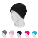 Opromo Unisex Fleece Hat Soft Warm Fleece Skull Beanie Winter Ski Cap
