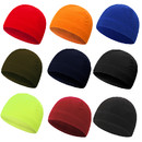 Opromo Fleece Beanies Skull Cap Warm Winter Hat for Mens & Womens, 9 colors