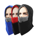 Opromo Balaclava Windproof Ski Face Mask Soft Warm Fleece Ear-Flap Winter Hat