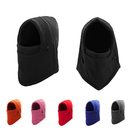 Opromo 6-in-1 Children's Winter Windproof Hat Kids Warm Balaclava Face Cover Ski Cap