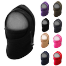 Opromo Kids Winter Windproof Hat, Children Balaclava Ski Mask with Thick Warm Fleece Face Cover