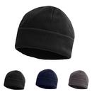 Opromo Heavyweight Fleece Hat Cuff Beanie Skull Cap Winter Hats for Men and Women