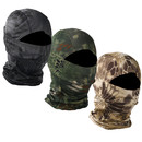 Opromo Snake Patterned Camo Balaclava Face Mask Windproof Camouflage Motorcycle Helmet