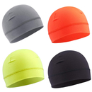 Opromo Stretch Wicking Helmet Liner Skull Cap Cooling Cycling Motorcycle Hat for Men and Women - 7 Colors