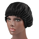 Opromo Silcky Sleep Bonnet Cap Head Cover for Natural Curly Hair,12 inches