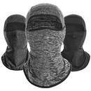 Opromo Breathable Cooling Nylon Balaclava Full Face Mask for Men Women Outdoor Sun Protection Ice Silk Sun Hood