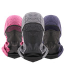 Opromo Fleece Balaclava with Waterproof Face Cover Mask for Cold Weather,Waterproof Windproof Ski Mask Hood Hat Motorcycle Helmet liner for Men Women