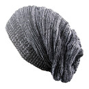 Opromo Slouchy Beanie Winter Knit Hat for Women & Men,Soft Cozy Oversized Warm Knitted Hats Long Baggy Skull Cap