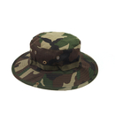 Opromo Adjustable Camouflage Cotton/Polyester Boonie Hat