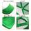 Opromo Blank Kids Two Tone Mesh Curved Bill Trucker Cap - Adjustable Snapback, 14 Colors