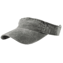 Opromo Unisex Sports Sun Visor Hats Twill Washed Cotton Ball Caps for Men Women