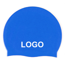 Custom Silicone Swimming Cap Waterproof Swim Cap