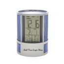 Custom Desk Caddy Digital Clock