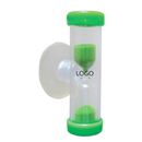 Custom ABS Sand Timers with Suction Cap, 3/4