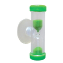 Blank ABS Sand Timers with Suction Cap, 3/4