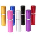 Muka 6 PCS Empty Cosmetic Lip Balm Container, Lipstick Tube