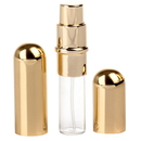 6 PCS Aspire Cosmetic Round Bottom Lipstick Container, Lip Balm Tube