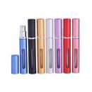 Muka 0.17oz./5ml Travel Portable Fragrance Empty Spray Bottle