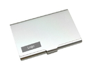 Aluminum Business Card Holder, Thick Version, 3-5/8