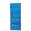 Officeship Fabric Wall File Organizer Door Hanging Organizer, Kitchen Door Mounted Storage Organizer