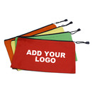 Custom Canvas Pouches with Zipper, DIY Fabric Bag A5/A6 Size