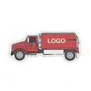 Custom Red Truck Magnet,3.75