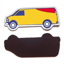 Blank Shaped Magnet - Truck, 4