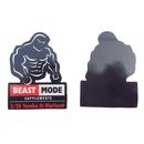 Blank Monster Shaped Magnet, 3 1/2