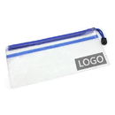 Promotional Slimline Document Sleeve with Zipper, 9-1/2