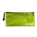 Custom Zip Lock Document Wallet, 9 1/4