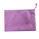 Blank Zip Lock Document Wallet, 15 1/2