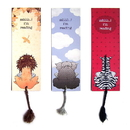 Custom 4 Color Process PVC Bookmark