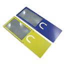 Custom Bookmark Magnifier, 3X Magnifier Lens, 7.5