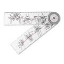 Custom Orthopedics Goniometer, 8 1/2