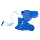 Custom Blue Plastic Body Tape Measure, 3 1/2