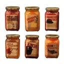 (Price/100 PCS) Custom Kraft Labels for Jams/Canning/Jars, 2.25