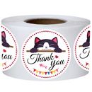 Officeship 500 PCS 1 Inch Thank You Stickers