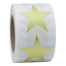 Officeship 500 PCS 1 Inch Star Stickers Gold Star Labels