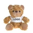 Personalized Sitting Bear Stuffed Animal, 10