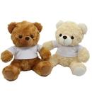 Blank Sitting Bear Stuffed Animal, 10