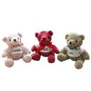 Custom Colorful Bear Stuffed Animal, 7