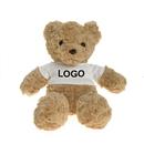 Custom Large T-Shirt Bear Plush Stuffed Animal, 10