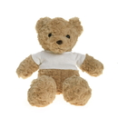 Blank Large T-Shirt Bear Plush Stuffed Animal, 10