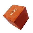 Custom Foam Desktop Puzzle Cube without Holes - Solid Color (3